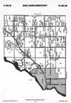 Map Image 060, Crow Wing County 1987 Published by Farm and Home Publishers, LTD